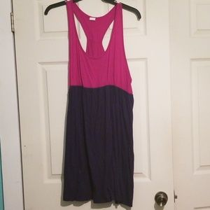 Summer Cotton tank dress